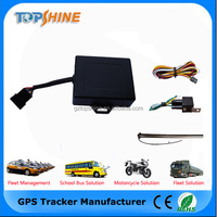 Mileage statistics gps tracker with car remote starter Arm/disarm by SMS or phone call MT08