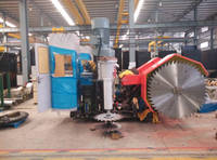 TJSN-1400 diesel quarry stone cutting machines for sandstone