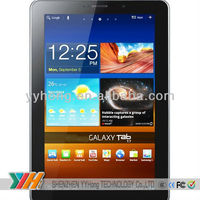 "Dual-core 1.4GHz tablet with 7.7""AMOLED 1280*800 Android 3.2 OS 16/32/64GB tablet"
