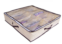 High quality home box storage organise shoe storage under bed shoe box for storage