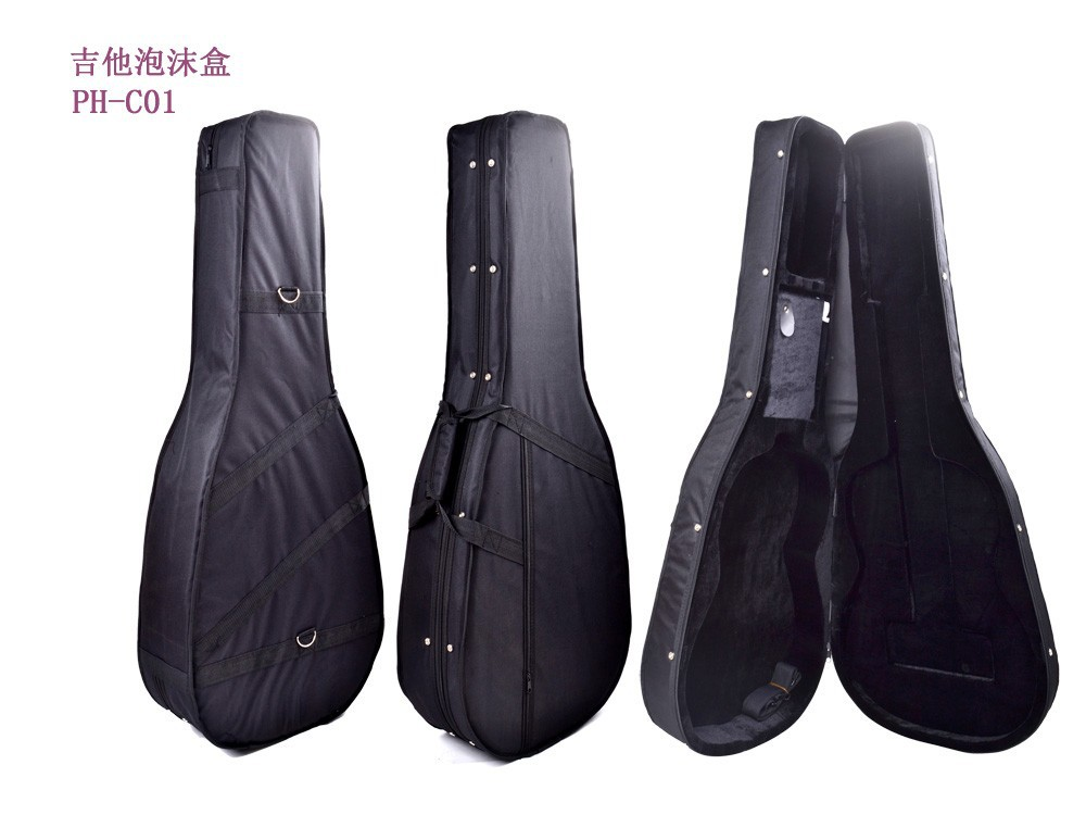 Acoustic guitar Foam guitar case