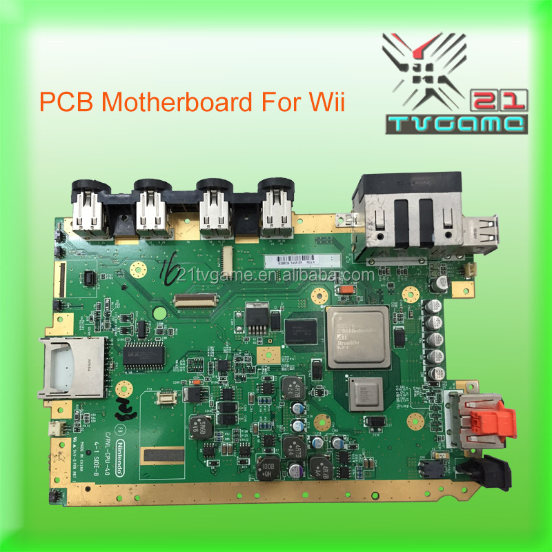 Orignal PCB Mainboard US Version for Wii,Game Spare Parts Motherboard For Wii