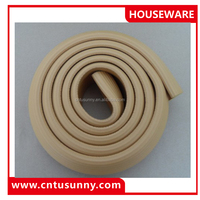 Hot sell products table rubber edging / sharp edge banding for furniture