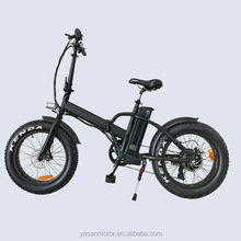 "Alu Alloy 20"" Folding Mountain Electric Bicycle for sale, @25km/h Max.speed"