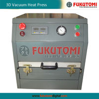 3D vaccum sublimation machine