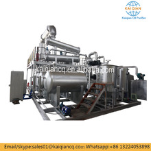 Small Pyrolysis Oil Refinery For Sale