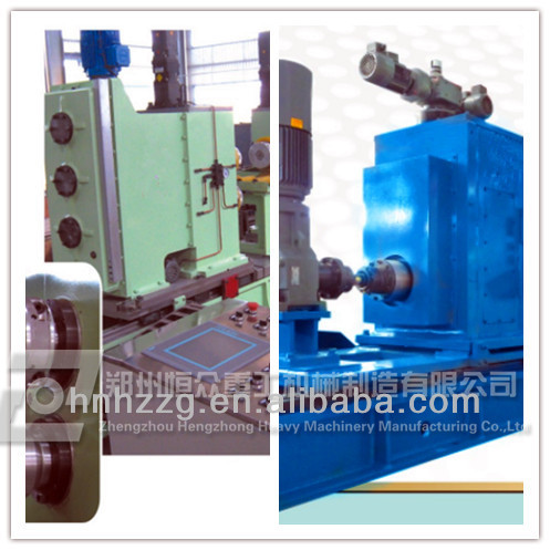 Metal Plates Rotary Shearing Machine from direct manufacturer
