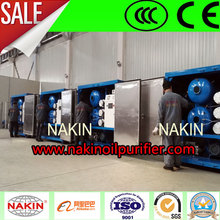 Transformer Oil Dehydration Plant, Dielectric Oil Filter Treatment Machine,Vacuum Transformer Oil Reclaimer