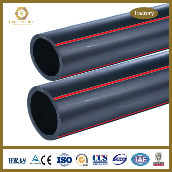 Factory Supplier sdr 11 hdpe pipe wholesale alibaba