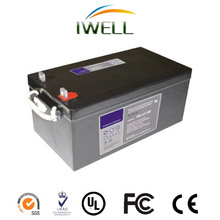 IWELL Gel Vrla Battery For Solar System For Motorcycle