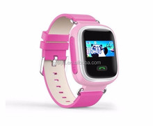 Hot selling Q60 gps kids mobile phone lemfo smart watch