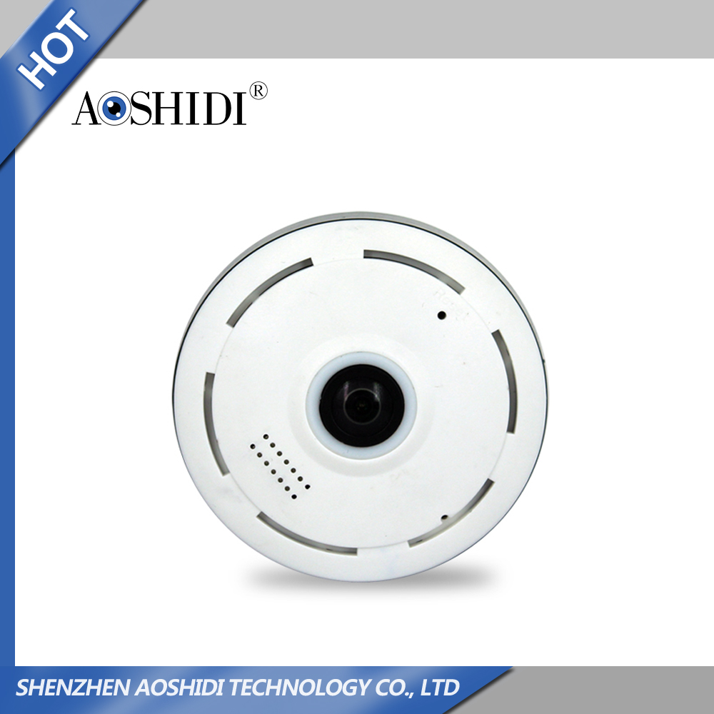 Factory Price 960P/720P 360 degree vr fisheye ip surveillance outdoor wifi wireless security system cctv camera