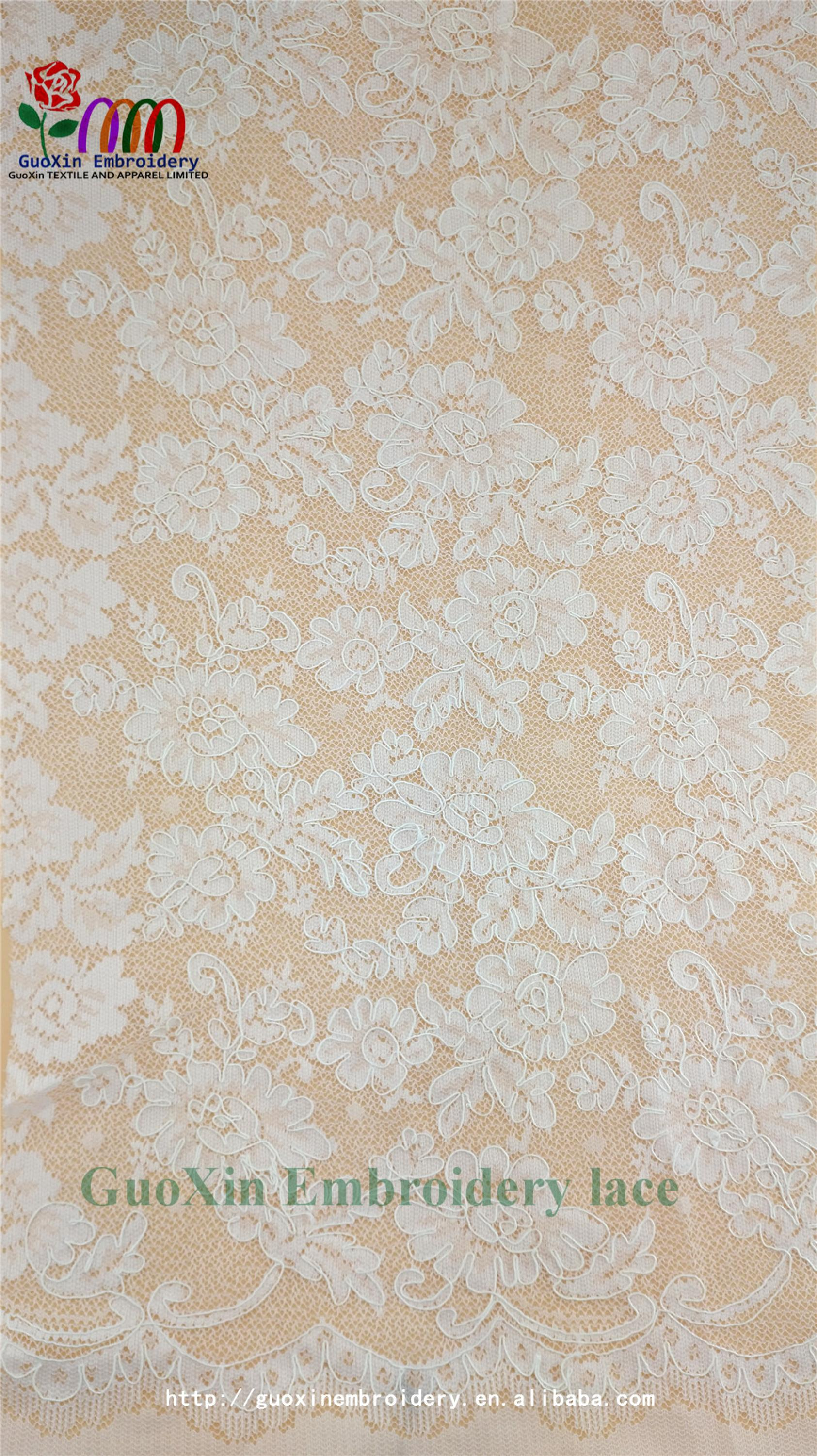 china manufacturer french lace embroidery fabric ivory bridal lace with cording (2).jpg