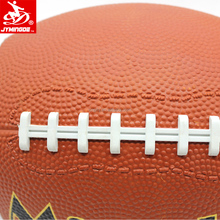 custom made american football,official size 9 standard foam american football