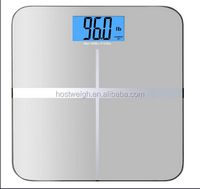 2017 hot sale electronic digital personal weighing scale bathroom scale