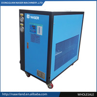 R22 industrial midea highly efficient water cooled industrial chiller