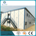 High Class Light Steel Frame House With Insulated Pu Sandwich Panel