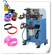 silicone wristbands printing machine Bracelet screen printer