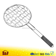 Round Shape Grill Rack / Wire Grill Basket