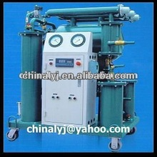 Best design of vacuum Transformer oil reconditioning system