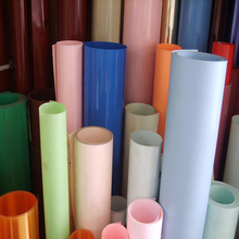Hot sale plastic sheet pvc rigid film for offset printing wholesale