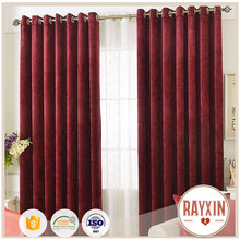 New style beautiful design jacquard Window church curtains for sale