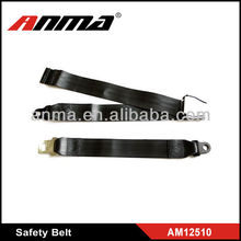 Quickly open universal safety back support belt