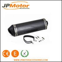 JPMotor motorcycle exhaust system motocicletas for 100cc 250cc scooter