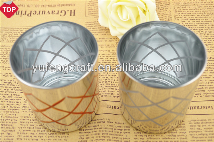 led light for party custom glass candle cups custom glass jars wholesale