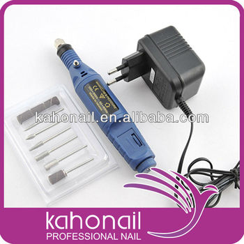 Mini and high quality professional electric manicure file.