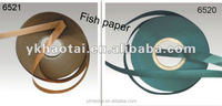 Insulation Polyester film with fish paper for Electrical motor