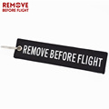 Hot selling on Amazon Wholesale custom design cheap airplane keychain keyring,REMOVE BEFORE FLIGHT