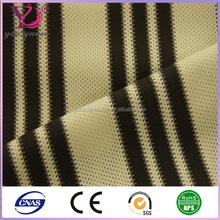 Knitted striped single jersey fabric stocklot in karachi