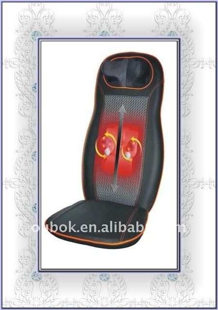 Moving Up and Down Rolling Massage Cushion