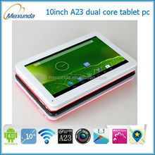 10 inch 1080p full hd dual core smart wifi dvb-t2 android tablet pc