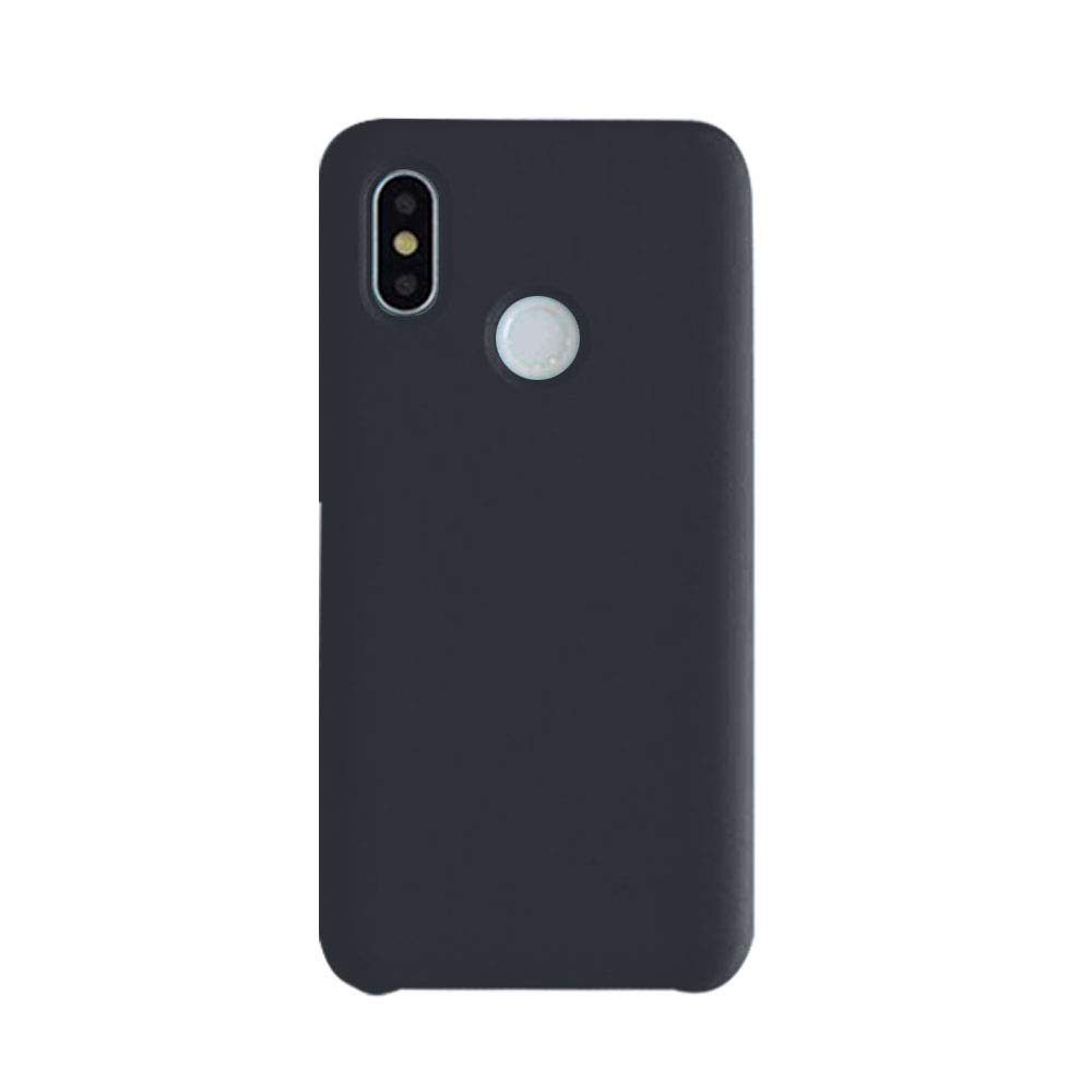 NEW Mobile Phone Cover Case for XiaoMi Mi 8 Liquid Silicone Shockproof Case <strong>Shock</strong> Absorbing Protective Case for Mi 8
