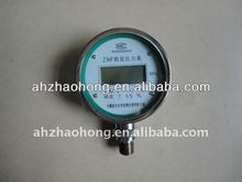 digital pressure bourdon manometer