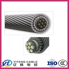 Standard aluminum conductor steel-supported ACSR