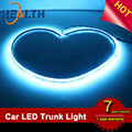 1.2m 47.2inch Ice Blue and Red Multi Function 12V LED Trunk Light