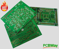 $12 Double Sided PCB Prototype Board custom pcb service
