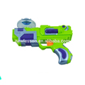 Eco-Friendly plastic Material Kids m4 toy gun plastic soft bullets with EN71