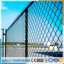 cheap natural bamboo fecing roll goat farm equipment 8 foot diamond cyclone chain link fence anping Hs wire mesh