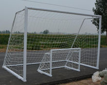Professional Seven People Metal Football Goal