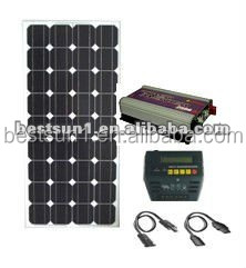 monocrystal solar panel 180w