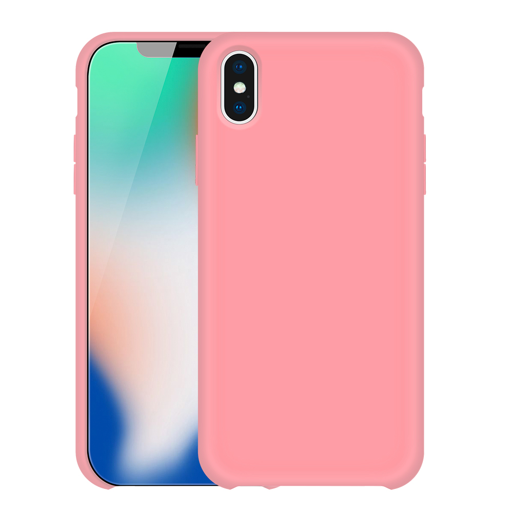 2019 Wholesale Custom Liquid Silicone <strong>Mobile</strong> Accessories Back Cover Cell Phone Case For Iphone XR