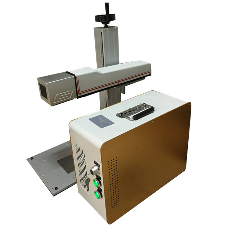 High quality factory laser marking machine for pvc pipe produce <strong>date</strong>
