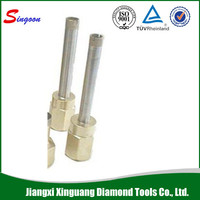 High Speed Electroplated Glass Diamond Core Drill Bit With Nice Quality