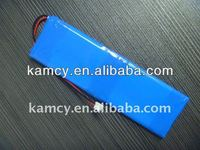 li polymer battery pack 7.4v 3100mah 065180P for power tools