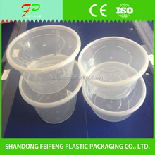 Disposable Plastic Sushi Packing Box/ Food Containers