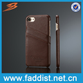 For iPhone 7 leather case , cell phone case for iPhone 7
